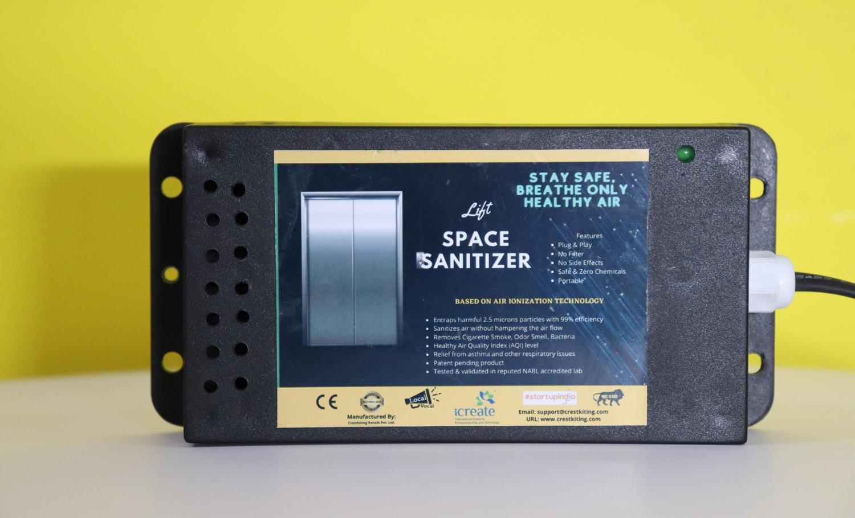 Lift Space Sanitizer